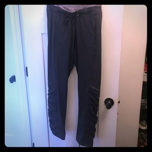 Lululemon lined Dance Studio pant, Size 6